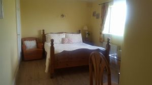 Comfortable Double Rooms at Tudor Lodge